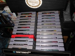 SNES drawer 3