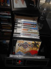 Sega DreamCast drawer b