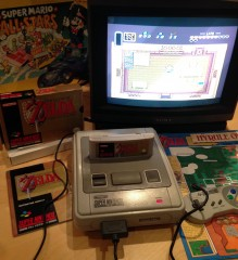 Super Nintendo Entertainment System (PAL)