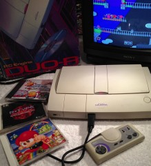 PC Engine DUO-R