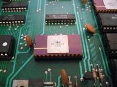 VIC-20 Weird Chip #1