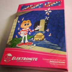 Boulder Dash (Intellivision)