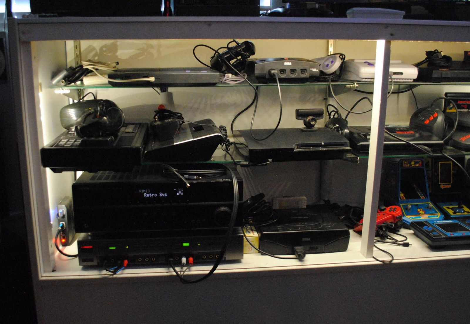 So many consoles....so little time...