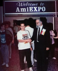 AmigaBill and Jay Miner