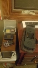 My Retro Handhelds