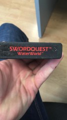 Swordquest Waterworld - Rarity 9