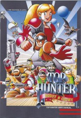 Top Hunter Manual Front Cover
