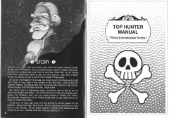 Top Hunter Manual Page 3 & 4