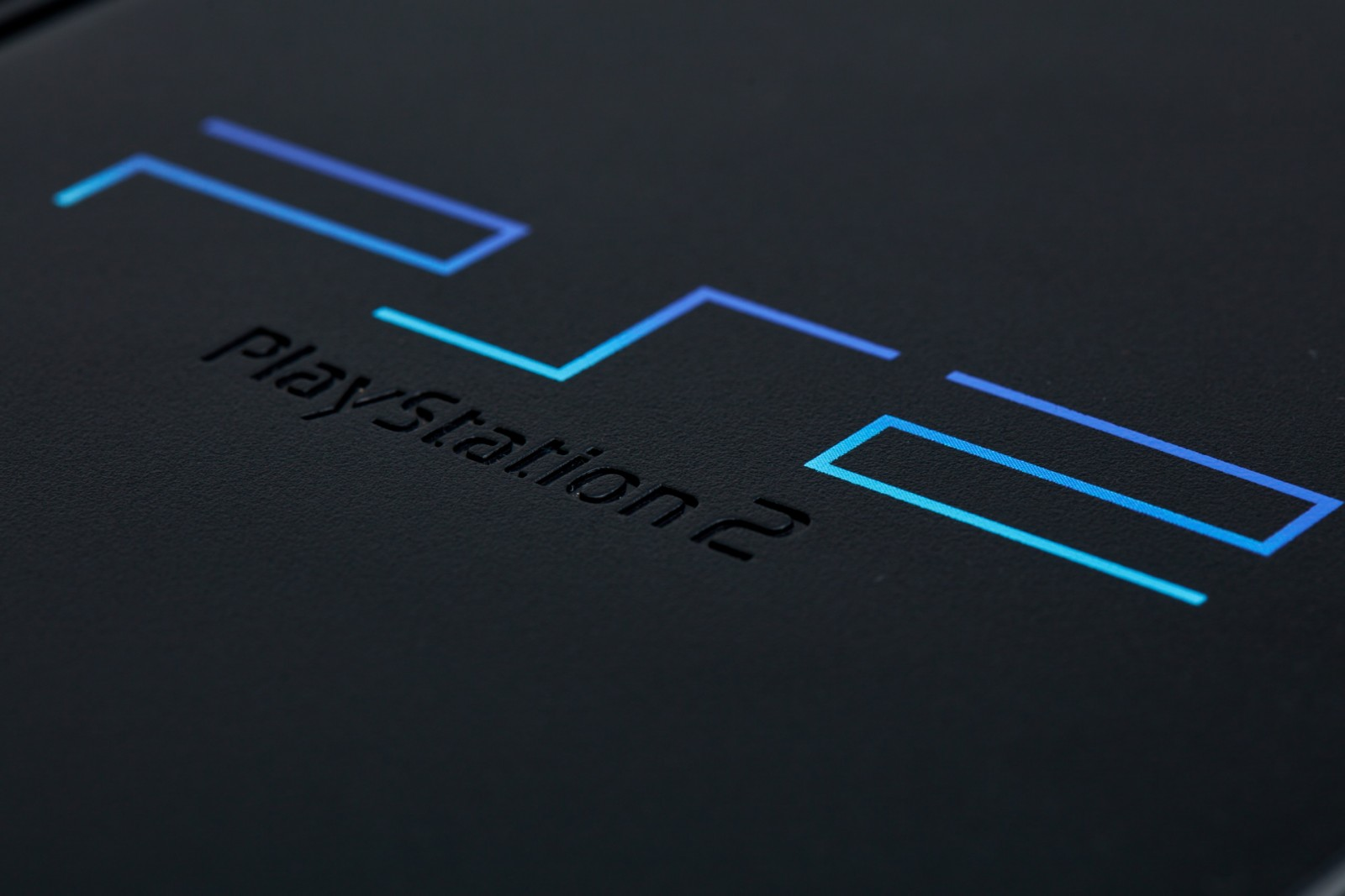 Sony PS2 Detail 1