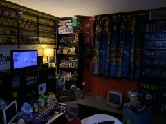 Another Peak at the Game Room