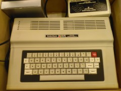 Unboxed Tandy Radio Shack TRS-80 coco2