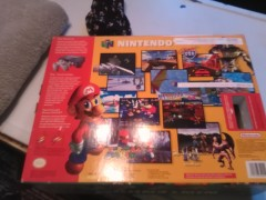 N64 Box shot, back