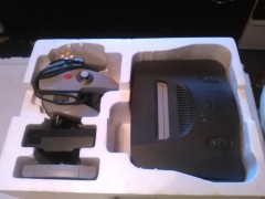 Nintendo 64 in Box