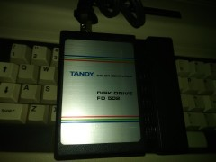 Tandy TRS-80 Color Computer Floppy Disk Controller (Apr 22, 2018)