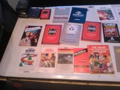 Atari 2600 Manuals/Catalogs 3