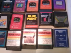 Atari 2600 Games collection, part 4