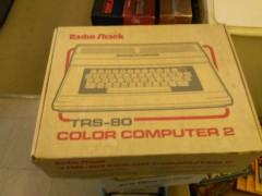 1983 Radio Shack Tandy TRS-80 Color Computer 2