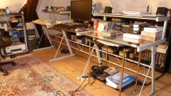 PC and Amiga workplace
