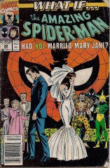 WHAT IF... 20 SPIDERMAN HAD NOT MARRIED