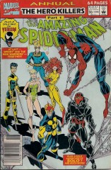 THE AMAZING SPIDERMAN ANNUAL 26