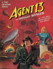 AGENT 13 GRAPHIC NOVEL