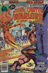 WARLORD OF MARS ANNUAL 3