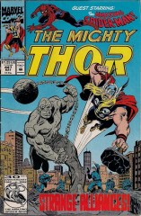 THE MIGHTY THOR 447