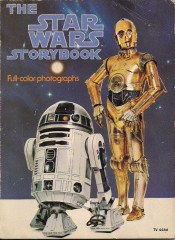 STARWARS STORY BOOK 1978 front