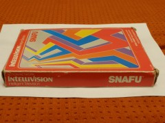 Snafu by Intellivision, Inc (Spine)