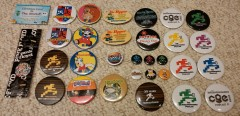 Intellivision Buttons