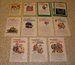 Original 10 USA Full Color Manuals