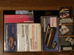Boxed Consoles