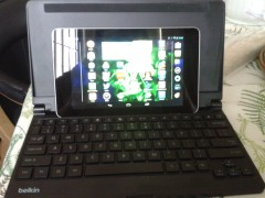Nexus 7 and BT Keyboard/Stand
