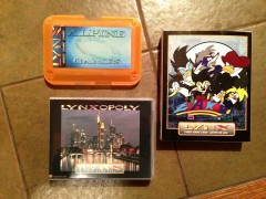 Homebrew for Atari Lynx