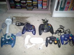 More controllers