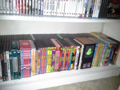 More DVD's