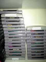 Super NES/Super Famicom library
