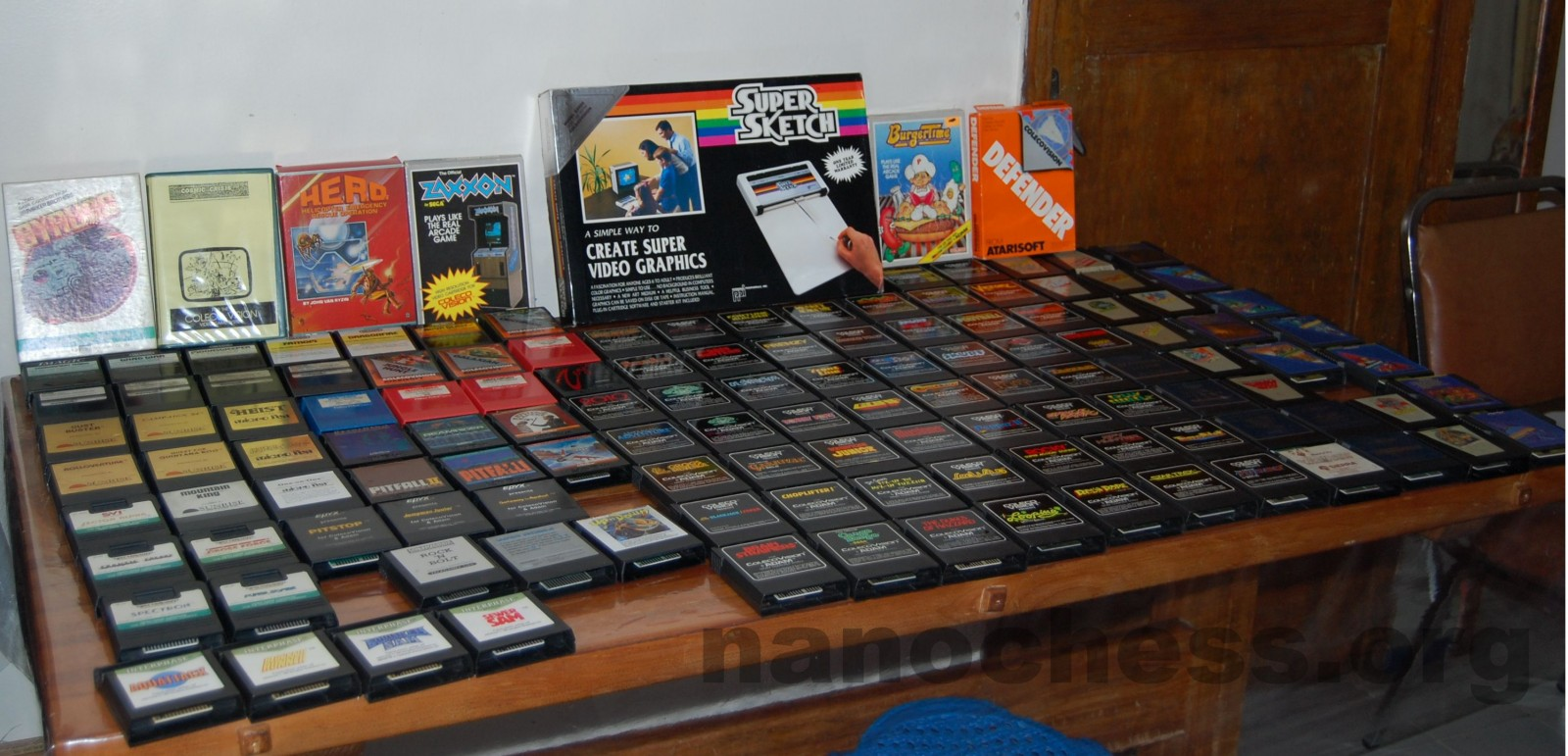 Colecovision collection