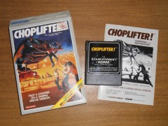 Choplifter for Colecovision