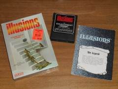 Illusions for Colecovision