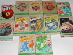 All Parker Bros games for Colecovision