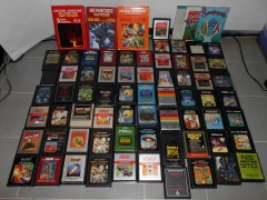nanochess Atari collection