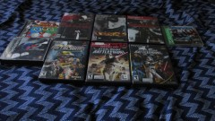 Playstation 1 &  2 games