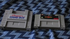 Super Game Boy and Mortal Kombat 2
