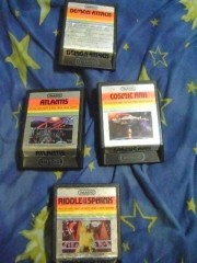 My Imagic games