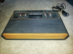 4 Switch Atari 2600 #2 (July 9, 2013)