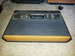 4 Switch Atari 2600 #1 (July 9, 2013)