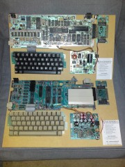 TI-99/4A internals displays