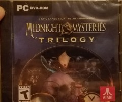 Midnight Misteries Trilogy