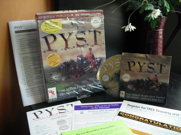 PYST (Parroty Interactive)